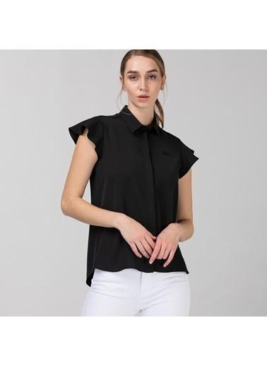 Lacoste Gömlek Siyah